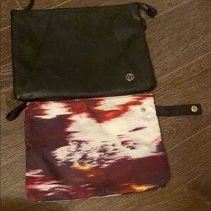 Lululemon Toiletry bag (2)